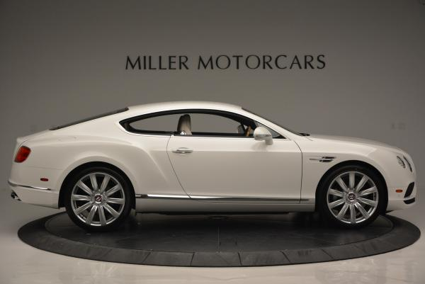 New 2016 Bentley Continental GT V8 for sale Sold at Maserati of Westport in Westport CT 06880 9