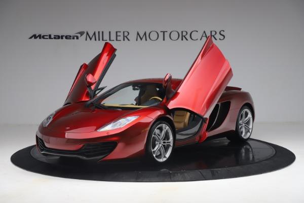 Used 2012 McLaren MP4-12C for sale Call for price at Maserati of Westport in Westport CT 06880 13