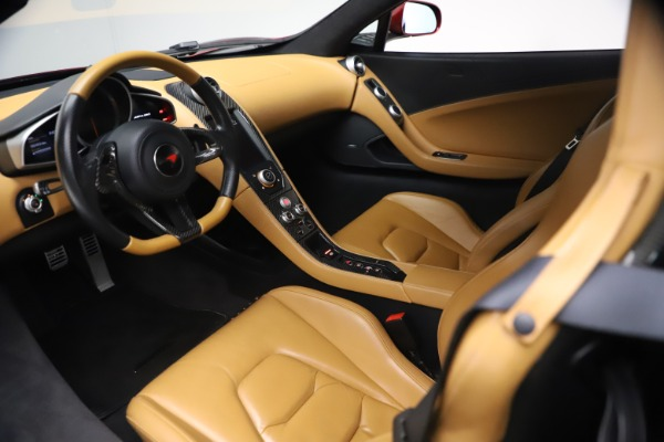 Used 2012 McLaren MP4-12C for sale Call for price at Maserati of Westport in Westport CT 06880 15