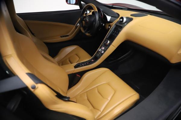 Used 2012 McLaren MP4-12C for sale Call for price at Maserati of Westport in Westport CT 06880 20