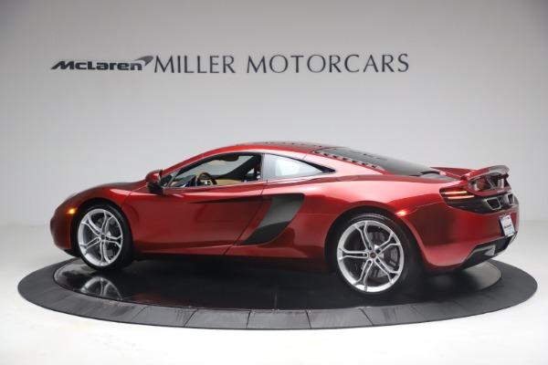 Used 2012 McLaren MP4-12C for sale Call for price at Maserati of Westport in Westport CT 06880 3