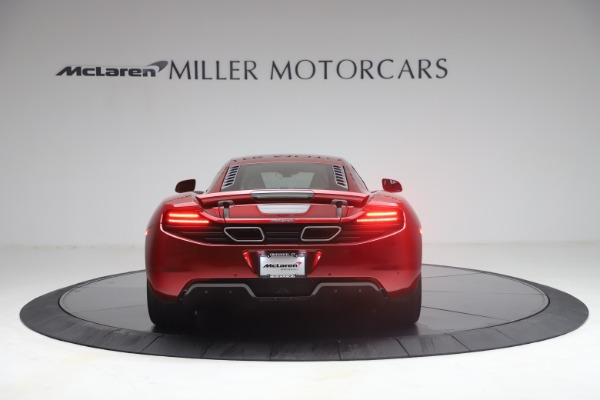 Used 2012 McLaren MP4-12C for sale Call for price at Maserati of Westport in Westport CT 06880 5