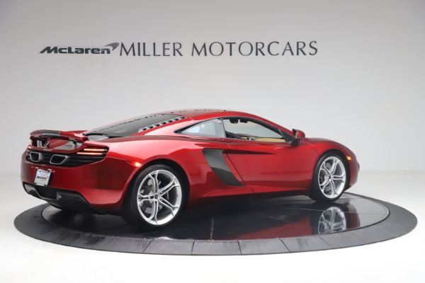 Used 2012 McLaren MP4-12C for sale Call for price at Maserati of Westport in Westport CT 06880 7