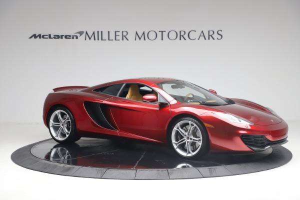 Used 2012 McLaren MP4-12C for sale Call for price at Maserati of Westport in Westport CT 06880 9
