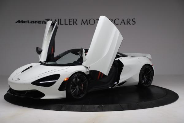 New 2021 McLaren 720S Spider for sale Sold at Maserati of Westport in Westport CT 06880 12