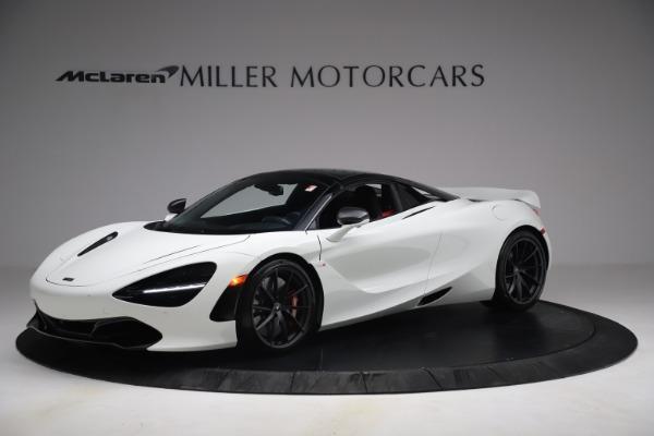 New 2021 McLaren 720S Spider for sale Sold at Maserati of Westport in Westport CT 06880 13