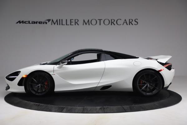 New 2021 McLaren 720S Spider for sale Sold at Maserati of Westport in Westport CT 06880 14