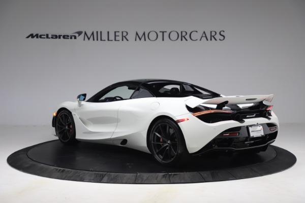 New 2021 McLaren 720S Spider for sale Sold at Maserati of Westport in Westport CT 06880 15