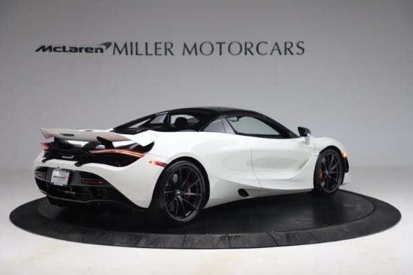 New 2021 McLaren 720S Spider for sale Sold at Maserati of Westport in Westport CT 06880 17