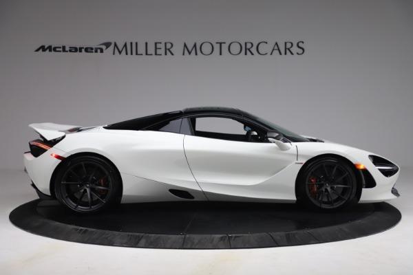 New 2021 McLaren 720S Spider for sale Sold at Maserati of Westport in Westport CT 06880 18