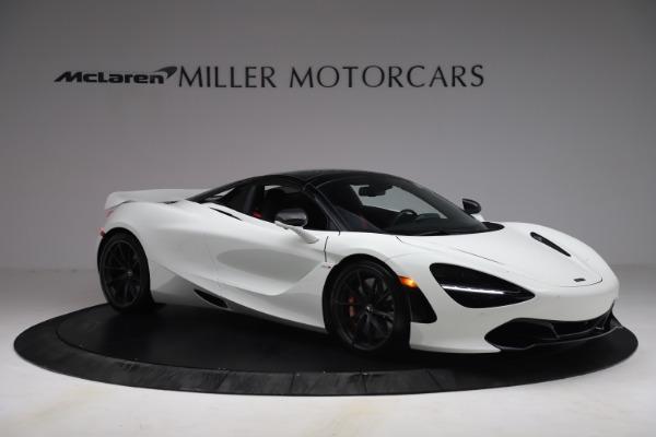 New 2021 McLaren 720S Spider for sale Sold at Maserati of Westport in Westport CT 06880 19