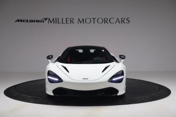 New 2021 McLaren 720S Spider for sale Sold at Maserati of Westport in Westport CT 06880 20