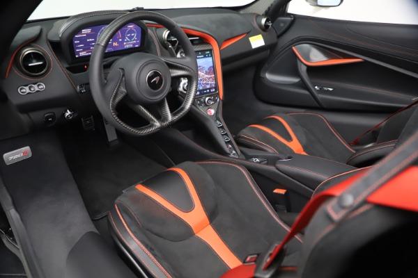 New 2021 McLaren 720S Spider for sale Sold at Maserati of Westport in Westport CT 06880 22