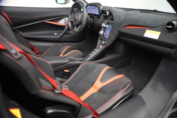 New 2021 McLaren 720S Spider for sale Sold at Maserati of Westport in Westport CT 06880 26
