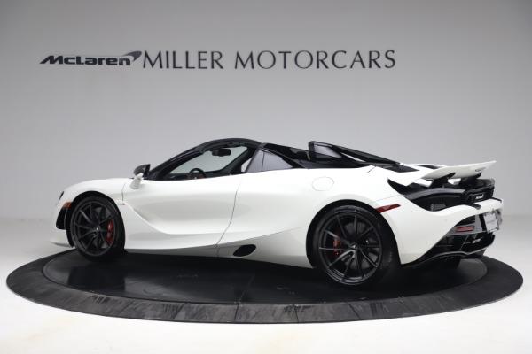 New 2021 McLaren 720S Spider for sale Sold at Maserati of Westport in Westport CT 06880 3