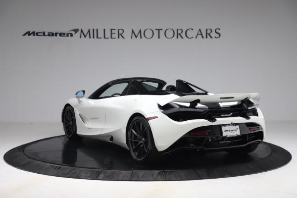New 2021 McLaren 720S Spider for sale Sold at Maserati of Westport in Westport CT 06880 4