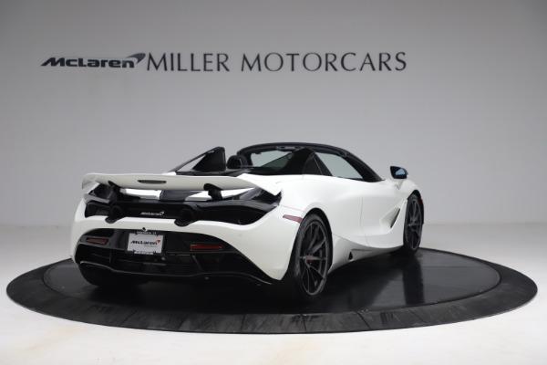 New 2021 McLaren 720S Spider for sale Sold at Maserati of Westport in Westport CT 06880 6