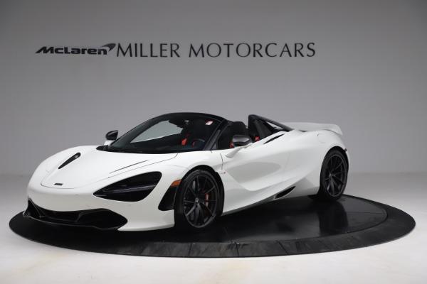 New 2021 McLaren 720S Spider for sale Sold at Maserati of Westport in Westport CT 06880 1