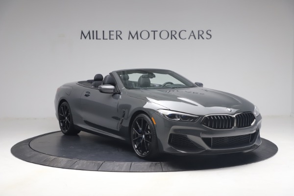 Used 2019 BMW 8 Series M850i xDrive for sale Sold at Maserati of Westport in Westport CT 06880 11