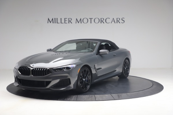 Used 2019 BMW 8 Series M850i xDrive for sale Sold at Maserati of Westport in Westport CT 06880 14