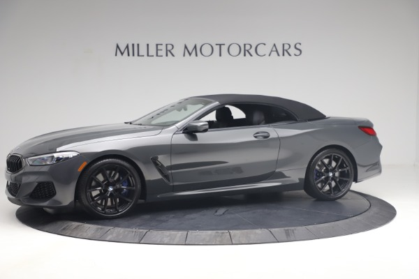 Used 2019 BMW 8 Series M850i xDrive for sale Sold at Maserati of Westport in Westport CT 06880 15