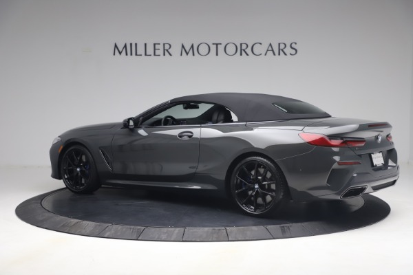 Used 2019 BMW 8 Series M850i xDrive for sale Sold at Maserati of Westport in Westport CT 06880 17