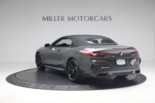 Used 2019 BMW 8 Series M850i xDrive for sale Sold at Maserati of Westport in Westport CT 06880 18