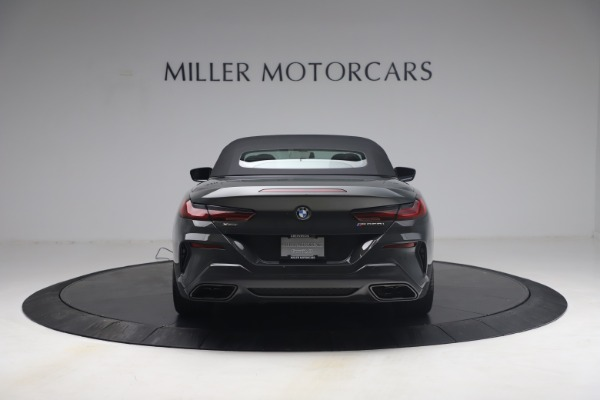 Used 2019 BMW 8 Series M850i xDrive for sale Sold at Maserati of Westport in Westport CT 06880 19