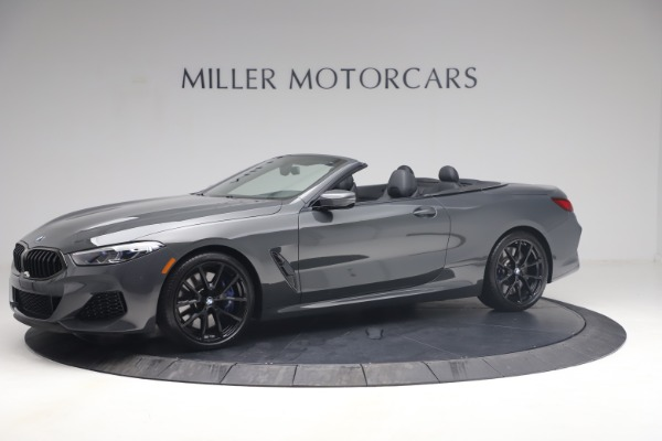 Used 2019 BMW 8 Series M850i xDrive for sale Sold at Maserati of Westport in Westport CT 06880 2