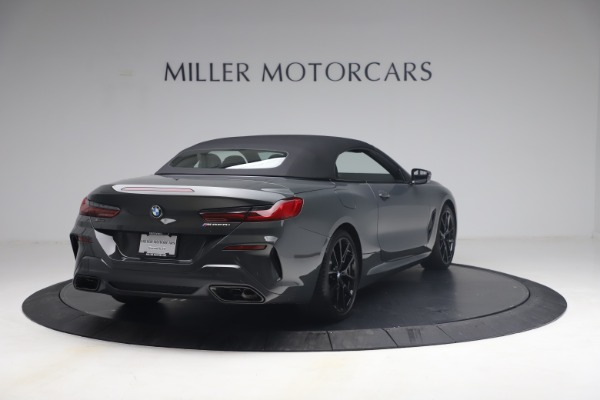 Used 2019 BMW 8 Series M850i xDrive for sale Sold at Maserati of Westport in Westport CT 06880 20