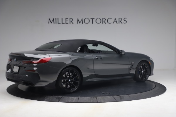 Used 2019 BMW 8 Series M850i xDrive for sale Sold at Maserati of Westport in Westport CT 06880 21