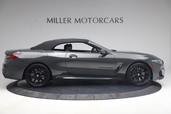 Used 2019 BMW 8 Series M850i xDrive for sale Sold at Maserati of Westport in Westport CT 06880 22
