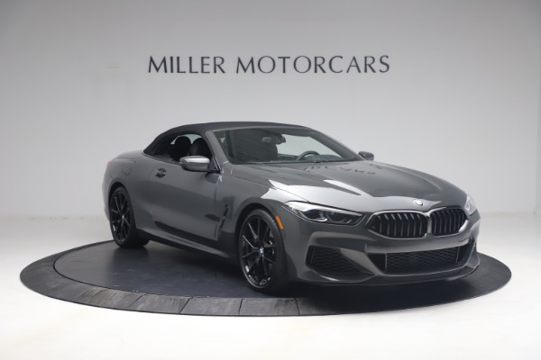 Used 2019 BMW 8 Series M850i xDrive for sale Sold at Maserati of Westport in Westport CT 06880 24