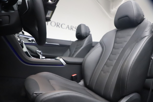 Used 2019 BMW 8 Series M850i xDrive for sale Sold at Maserati of Westport in Westport CT 06880 25