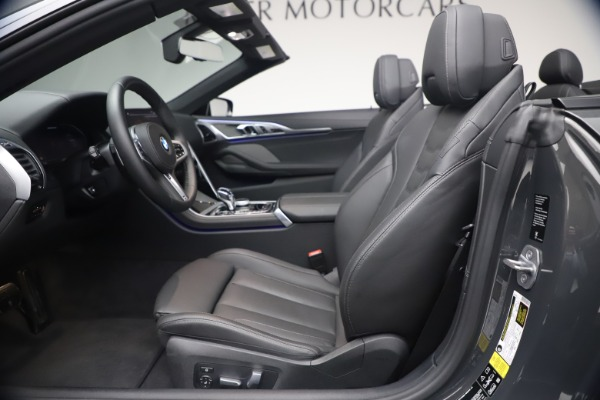 Used 2019 BMW 8 Series M850i xDrive for sale Sold at Maserati of Westport in Westport CT 06880 26