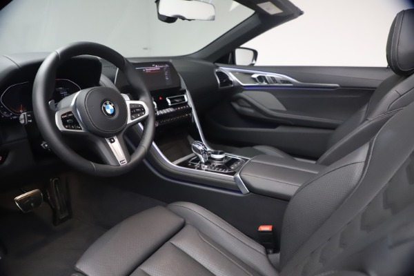 Used 2019 BMW 8 Series M850i xDrive for sale Sold at Maserati of Westport in Westport CT 06880 27