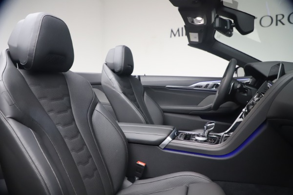 Used 2019 BMW 8 Series M850i xDrive for sale Sold at Maserati of Westport in Westport CT 06880 28