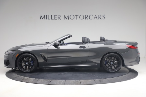 Used 2019 BMW 8 Series M850i xDrive for sale Sold at Maserati of Westport in Westport CT 06880 3