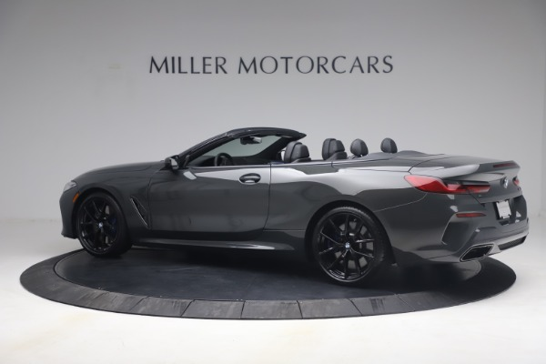 Used 2019 BMW 8 Series M850i xDrive for sale Sold at Maserati of Westport in Westport CT 06880 4