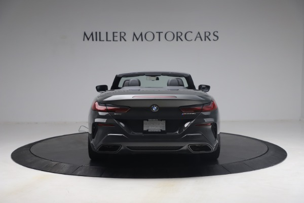 Used 2019 BMW 8 Series M850i xDrive for sale Sold at Maserati of Westport in Westport CT 06880 6