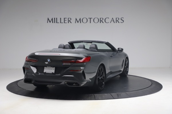 Used 2019 BMW 8 Series M850i xDrive for sale Sold at Maserati of Westport in Westport CT 06880 7