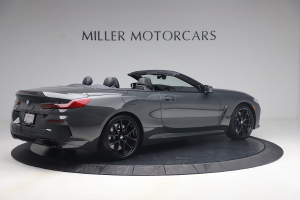 Used 2019 BMW 8 Series M850i xDrive for sale Sold at Maserati of Westport in Westport CT 06880 8
