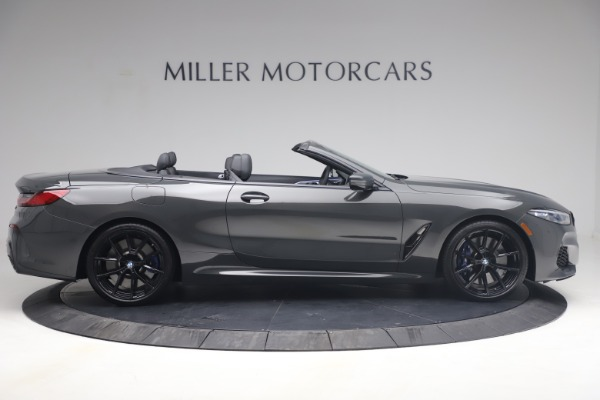 Used 2019 BMW 8 Series M850i xDrive for sale Sold at Maserati of Westport in Westport CT 06880 9