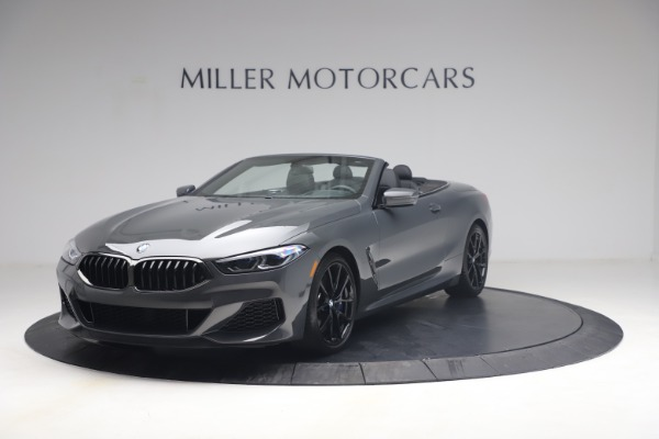 Used 2019 BMW 8 Series M850i xDrive for sale Sold at Maserati of Westport in Westport CT 06880 1