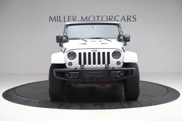 Used 2015 Jeep Wrangler Unlimited Rubicon Hard Rock for sale Call for price at Maserati of Westport in Westport CT 06880 12