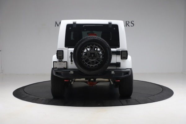 Used 2015 Jeep Wrangler Unlimited Rubicon Hard Rock for sale Call for price at Maserati of Westport in Westport CT 06880 6