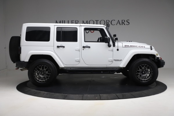 Used 2015 Jeep Wrangler Unlimited Rubicon Hard Rock for sale Call for price at Maserati of Westport in Westport CT 06880 9