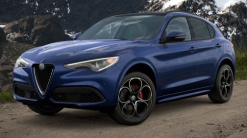 New 2021 Alfa Romeo Stelvio Ti Q4 for sale Sold at Maserati of Westport in Westport CT 06880 1