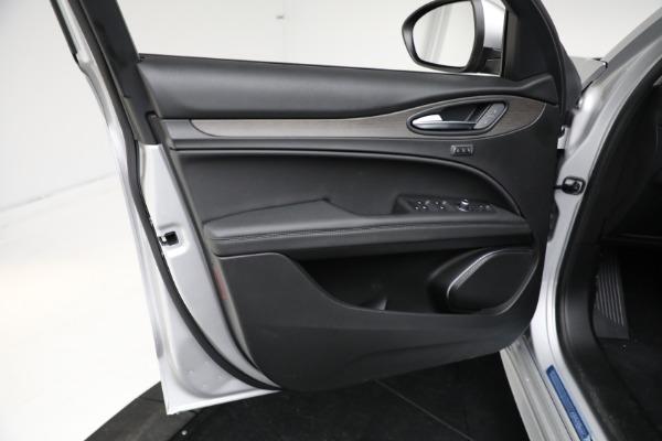 New 2021 Alfa Romeo Stelvio Ti Q4 for sale $50,505 at Maserati of Westport in Westport CT 06880 12