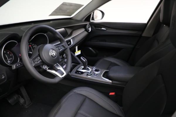 New 2021 Alfa Romeo Stelvio Ti Q4 for sale $50,505 at Maserati of Westport in Westport CT 06880 13